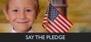 Say The Pledge